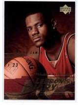 2003-04 Upper Deck LeBron's Diary #LJ10 LeBron James Cavaliers NM-MT - $30.00