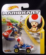 Hot Wheels Mariokart diecast TOAD Sneeker NEW - $9.46