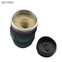 GQIYIBBEI 300ml Creative Camera Lens Coffee Mug - $35.95