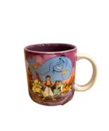 Vintage Disney's Aladdin Coffee Mug - $35.00