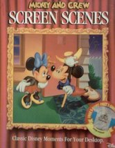 "Mickey and Crew Screen Scenes (Floppy Disk Format, 3.5"" discs) - $5.99"