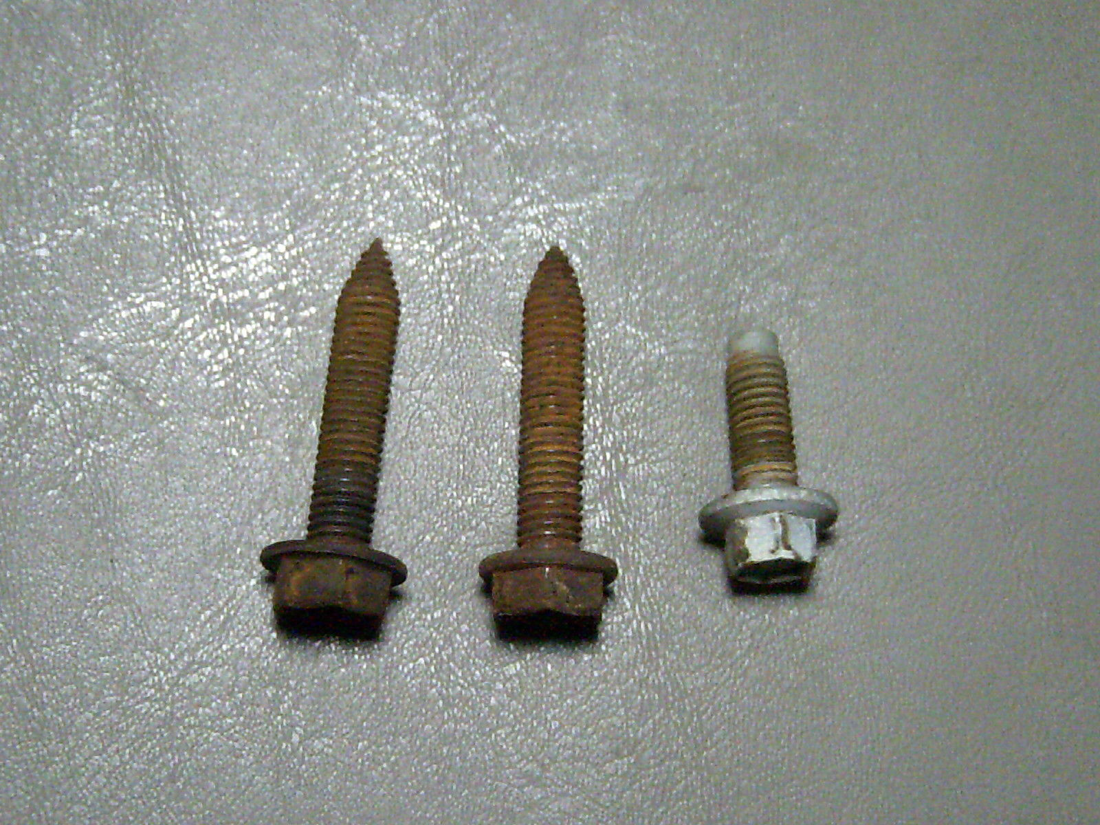Primary image for 95 Chevy Corsica Front Bumper Shock Absorber To Frame Rail Mounting Bolts Set