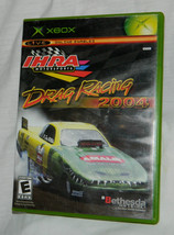Classic IHRA Drag Racing 2004 (Microsoft Xbox, 2004) with Plastic Case - $9.46