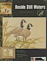 "StitchWorld ""Beside Still Waters"" Robert Jones - Cross-Stitch - Gently Used - $4.75"