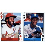 1990 U.S. Playing Cards Major League Baseball All-Stars  - YOU PICK THE ... - $0.98+