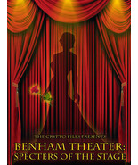 Benham Theater: Specters of the Stage (DVD,2018) History/Para Investigation - $9.90
