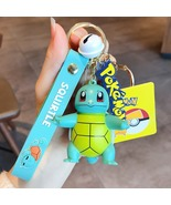 Pokemon Genuine Action Figure Squirtle Keychain Pokémon Car Keychain TAK... - $9.20