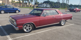 1964 Chevrolet Malibu SS For Sale In Slidell Louisianna 70460 image 1
