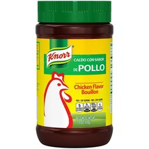 Knorr Caldo Con Sabor De Pollo Chicken Flavor Bouillon Powder 15.9 oz  - $5.69
