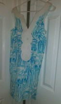 Lilly Pulitzer La Via Loca Valli Shift Dress  Size 0 - $94.05