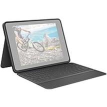 Logitech 920-009312 Rugged Folio Keyboard/Cover Case (Folio) Apple, Logi... - $150.80