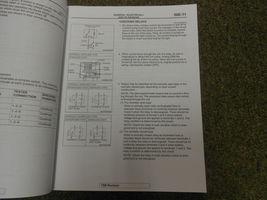 2011 MITSUBISHI Lancer Evolution Electrical Supplement Service Repair Manual NEW image 10