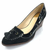"""COLE HAAN """"CALISTA AIR"""" WEDGE LOAFERS SHOES SIZE 6.5 - $39.60"""