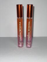 Bath & Body Works Sunshine Mimosa Mini Perfume Sprays NEW 2021 - $22.00