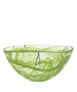 Kosta Boda Serveware Lime Contrast Bowl, 3 Sizes - $941,22 MXN+
