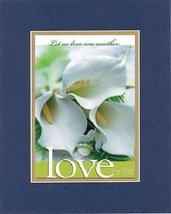 Poems for Wedding - Let us love one another: For Love is of God 1 John 4:7. . .  - $11.14