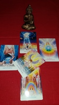 Lightworker Oracle Reading With Five Cards. One Question - $25.55