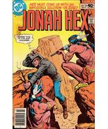 DC JONAH HEX (1977 Series) #39 VG+ - $1.99