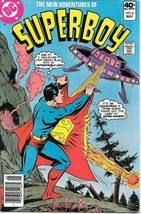 The New Adventures of Superboy Comic Book #5 DC Comics 1980 FINE+ - $2.50
