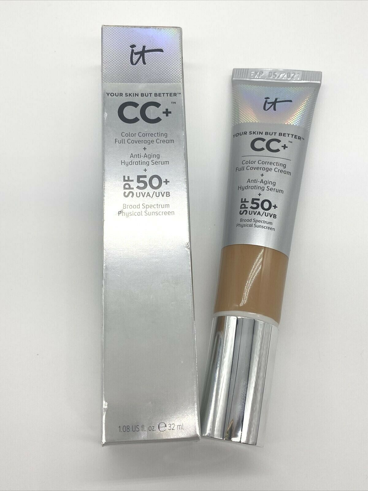 IT Cosmetics Your Skin But Better CC+ Cream *RICH* NEW Expiration O5/2O21 - $12.38