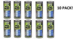 """Pig Mat 15"""" X 50' Universal Spill Oil Absorbent Shop Mat - Roll of 60 - ... - $217.79"""