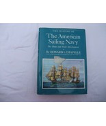 THE HISTORY OF THE AMERICAN SAILING NAVY by Howard I. Chapelle 1949 - $17.28