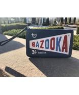 NEW W/ TAGS COACH TOPPS BAZOOKA BUBBLE GUM LARGE WRISTLET CLUTCH VINTAGE... - $130.00