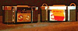 Zeiss Ikon Film Backs Loaders (Pair)  AA20-2070 Vintage (Germ image 6
