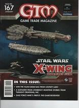 Game Trade Magazine #167 - January 2014 - Star Wars X-Wings, Fluxx, Zomb... - $1.08