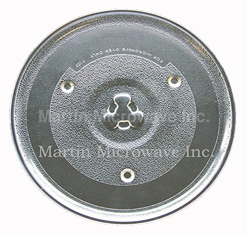 "Primary image for Emerson Microwave Glass Plate / Tray 10 1/2"" # 252100500497 --P#EWT43 65234R3FA3"