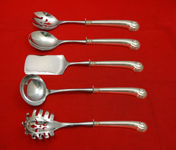 Onslow by Tuttle Sterling Silver Hostess Set 5pc HHWS  Custom Made - $626.05