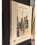The Art of Public Speaking by Stephen E. Lucas, Like New, McGraw-Hill - $40.00