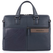 Piquadro - Computer briefcase with iPad® compartment Vanguard - CA4098W96 - $269.10