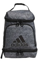 Adidas Excel Insulated Lunch Bag Gray NEW - $15.99