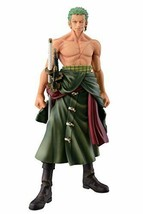 Banpresto One Piece 10.25-Inch The Roronoa Zoro Master Stars Piece Figure - $45.36