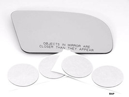 Fits 09-14 Maxima Right Pass Convex Heated Mirror Glass Lens w/Silicone USA - $41.53