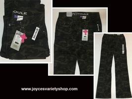 Gypsy Soule Camouflage Pants Jane Sz 6/28 NWT image 1