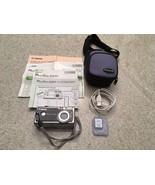 Canon Powershot A400 Silver Digital Camera With Samsonite Case - $32.73