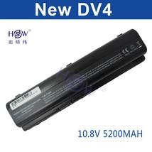 HSW 5200MAH 6cell Laptop Battery For HP Pavilion DV4 DV5 DV6 CQ40 CQ41 C... - $51.11