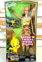 Mattel Barbie Looney Tunes Hawaiian Tweety Piolin Piu Piu Special Editio... - $16.82