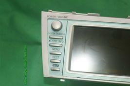 07 08 09 Toyota Camry Hybrid Denso Navigation CD Player Radio 86120-06460 image 3