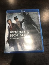 Sherlock Holmes: Game Of Shadows Bluray - $11.76
