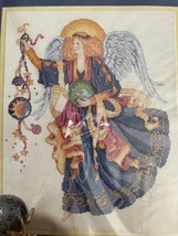 Bucilla Celestial Angel Counted Cross Stitch New Sealed 41118 - $29.03