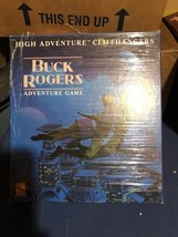 Buck Rogers Adventure Game High Adventure Cliffhangers UNPUNCHED - $49.49