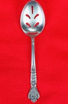 Pierced Serving Spoon Merchandise Service Versailles Stainless Glossy Fl... - $37.62
