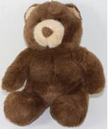 """Build a Bear Workshop 10"""" DARK BROWN TEDDY BEAR Stuffed Plush TOY BABW CUTE - $12.86"""