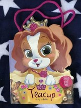 Disney Palace Pets: Teacup the Pup for Belle Touch-and-Feel Purse Book - $8.01