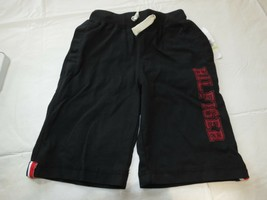 Tommy Hilfiger Boys Sweat Shorts T384076 Tommy Black 078 Youth 4 cotton NWT - $24.90