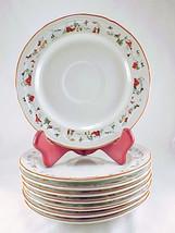 Farberware White Christmas Saucer - $59,18 MXN
