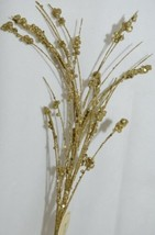 TII Collections G1840 Elegant Glittery Gold Sparkle Spray image 2